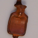 Miniature hot water bottle; XHH.2774.20