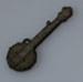 Miniature banjo; XHH.2774.35