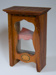 Miniature china cabinet; XHH.2774.45
