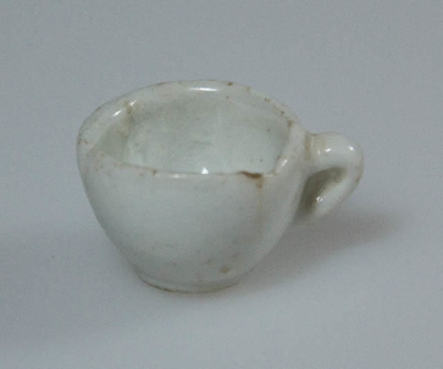 Miniature cup; XHH.2774.64