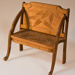 Miniature chair; XHH.2774.37.1