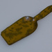 Miniature coal shovel; XHH.2774.66.7