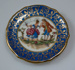 Miniature plate; XHH.2774.33