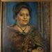 Portrait Of Maori Queen Dame Te Atairangikaahu; Carey, Ida; Circa 1970; 1971/98/15