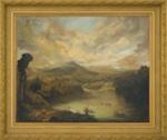 Waikato Landscape; Mr Martin, Albin; Unknown; L2001/17/1