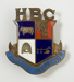 Hat Badge  Hamilton Borough Council Traffic Inspector's; c1940; 1977/68/1