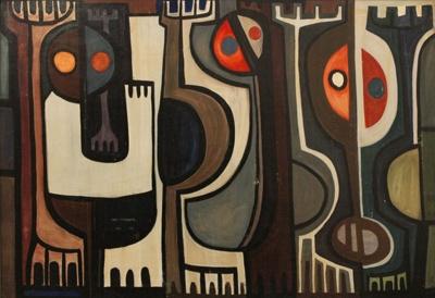 Whiti Te Ra; Matchitt, Paratene; 1962; 1970/59