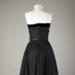 Cocktail Dress; 1950s; 1961/30/3