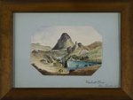 Waikato River, New Zealand; Mr Harvey, Robert; Circa 1885; L2005/11/8