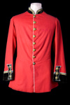 Officer's Tunic; 1860s; 1964/84/1