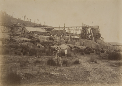 Opening of a Gold Mine at Thames NZ; Unknown; Circa 1890-1910; L2010/26/2