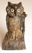 Owl Money Box; J & E Stevens Company; post 1880; 1981/1/1