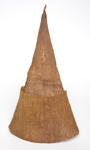 Bark Fibre Hat; 1967/70/1