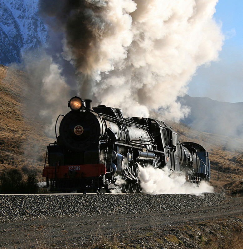 Mainline Steam Heritage Trust on NZ Museums