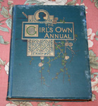 Book, 'The Girls' Own Annual'; William Clowes & Son Ltd.; 1896; XKH.707