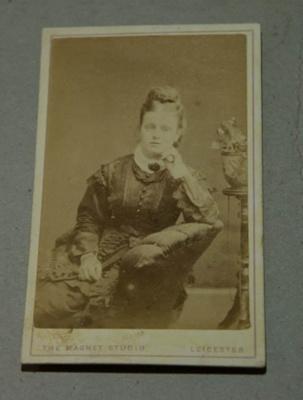 Carte de Visite; Byron & Clayton; XKH.2067