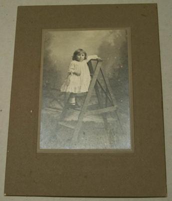 Photograph [Rita Matthews]; Benjamin Shatford Cox; XKH.3638