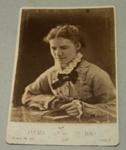 Cabinet Photograph [Ethel Jane Black nee Kemp]; Hemus & Hanna; Early 20th century; XKH.3561.1
