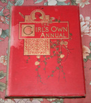 Book, 'The Girls' Own Annual'; William Clowes & Son Ltd.; 1895; XKH.706