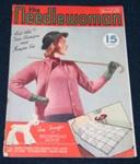 Magazine, 'The Needlewoman'; George Newman Ltd., McCorquodale & Company Ltd; December 1938; XKH.1836.17
