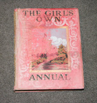 Book, 'The Girl's Own Annual'; William Clowes & Son Ltd.; October 1903; XKH.520