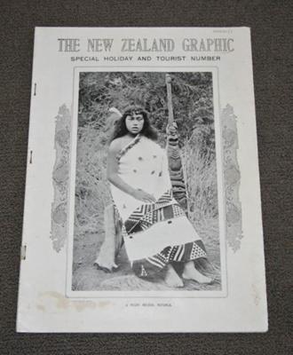 Magazine [The New Zealand Graphic]; 28 December 1907; XKH.1611.1