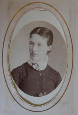 Photograph [Annie Branch]; Clarke Brothers; XKH.860.15