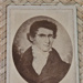 Carte de visite [John Hobbs]; Major Sturgeon; Post 1829; XMM.198.2