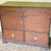 Sea chest; XMM.131