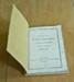Book, 'Ko Te Pukapuka o Nga Inoinga o Hahi Ingarani Me Nga Himene Weteriana'; Wesleyan Mission Press; 1845; XMM.279