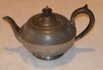 Pewter Teapot; 1992-1931-1
