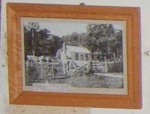 Framed Photo - Mr Hopkins Residence 1895; 1983-1163-1