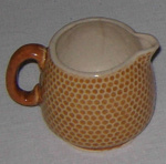Honeycomb Jug; c1880's; 1977-0420-1