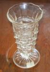 Glass Vase; 1980-0961-1