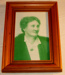 Framed Photo - Mrs Eames; 1998-2568-1