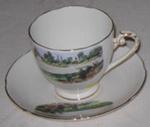 Pahiatua Souvenir Cup & Saucer; Royal Grafton; 2006-3079-1