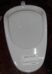 Slipper Bedpan; S Mawson & Sons; 1979-0755-1