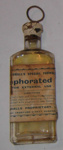 Bottle of Camphorated Oil; Marshalls Proprietary; 1978-0533-4