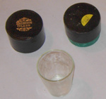 Medicine Glass; WTCO; 1993-2051-1