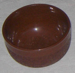 Bendigo Pottery Bowl; 2005-2853-1