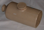 Crockery Hot Water Bottle; Wardlaw Glassow; 1979-0670-1