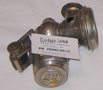 Carbide Lamp; Jos Lucas Ltd; 1983-1453-1