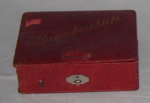 Handkerchief Box; c1915; 1977-0402-1