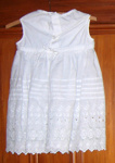 Childs Cotton Frock; 1983-1613-1