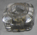 Glass Inkwell; 1996-2292-1