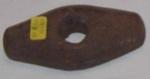 Iron Hammer Head for Stone Knapping; 1977-0131-1