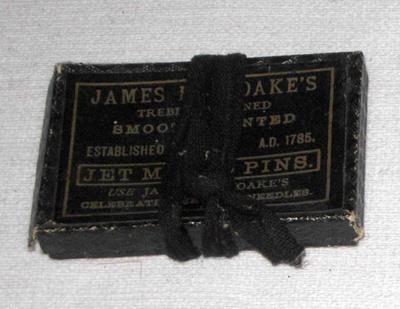 Jet Mixed Pins Box; James Holyoak; 1996-2341-1