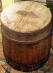 Half Barrel; 2016-3461-1
