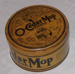 Cedar Mop Polish Tin; Channell Chemical Co; 2008-3212-1