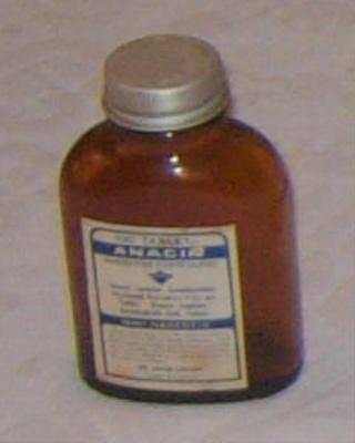 100 Anacin Tablets; The Anacin Co; 1997-2369-1